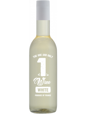 1WINE blanc 0,187 ltr