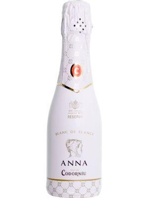 Piccolo Anna de Codorniu Blanc de Blancs Cava Brut Reserva (200ml)