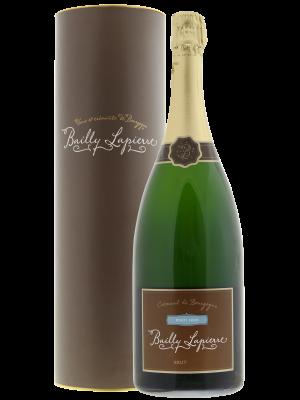 Magnum Bailly-Lapierre Cremant de Bourgogne Pinot Noir in geschenkblik