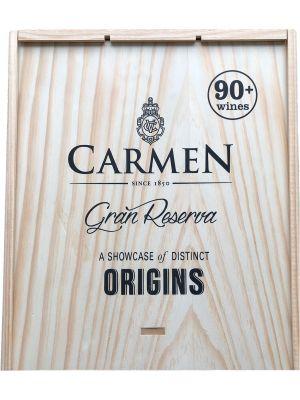 3 vaks kist Carmen Gran Reserva
