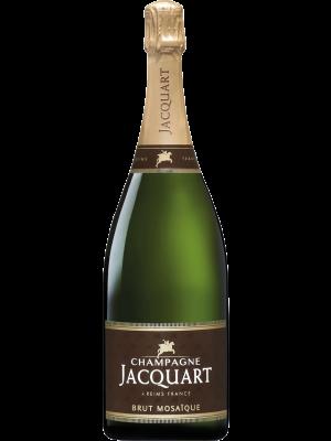 Magnum Champagne Jacquart Brut Mosaique