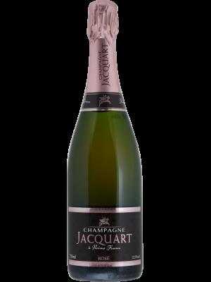 Champagne Jacquart rose