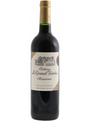 Chateau Le Grand Verdus Bordeaux Superieur Reserve