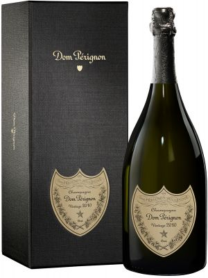 Dom Pérignon Vintage 2010 in Giftbox