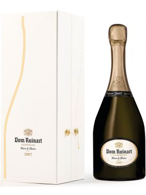 Dom Ruinart Blanc de Blancs 2007 in Giftbox