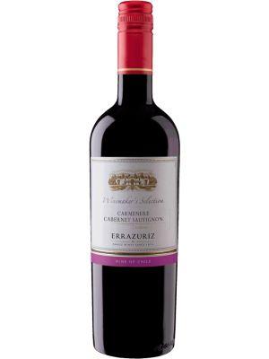 Errazuriz Winemaker's Selection Carmenere Cabernet Sauvignon 2018
