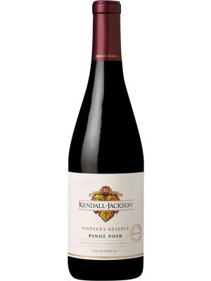 Kendall Jackson Vintner 's Reserve Pinot Noir 2017