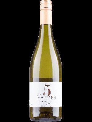Les 5 Vallees Chardonnay 2019