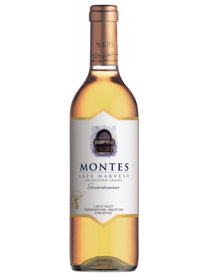 Montes Late Harvest Gewurztraminer