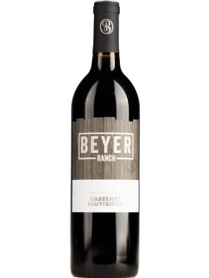 Wente Beyer Ranch Cabernet Sauvignon 2018