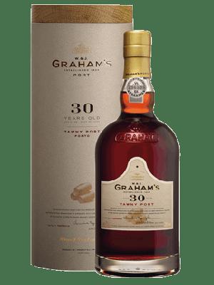 Graham's 30 Year Old Tawny Port in luxe doos