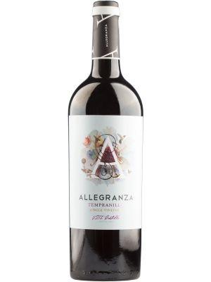 Allegranza Single Vineyard Tempranillo 2019