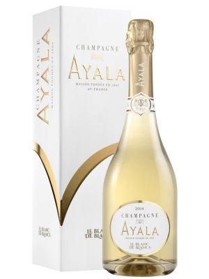 Ayala Blanc de Blancs 2014 (in luxe geschenkdoos)