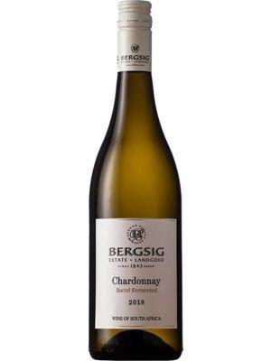 Bergsig Barrel Fermented Chardonnay