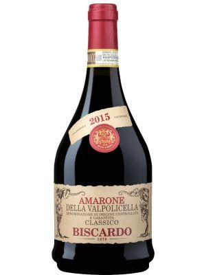 Biscardo Amarone della Valpolicella 2015