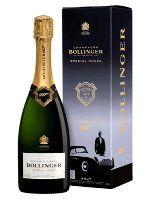 Bollinger Special Cuvée 007 Limited Edition in luxe geschenkdoos