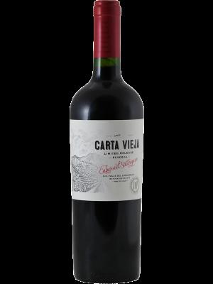 Carta Vieja Reserva Cabernet Sauvignon 2017