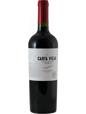 Carta Vieja Reserva Carmenere 2018