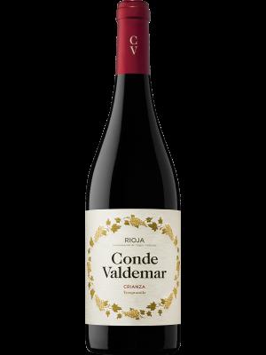 Conde Valdemar Rioja Crianza 2017