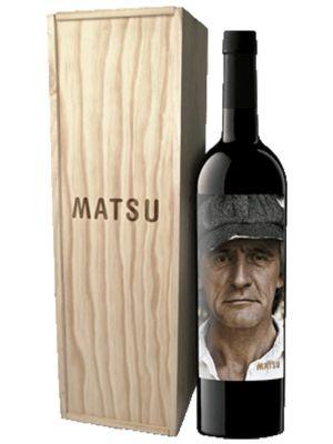 Magnum Matsu El Recio 2018 in houten kist (1,5 ltr)