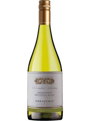 Errazuriz Winemaker's Selection Chardonnay Sauvignon Blanc  2019