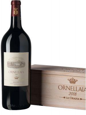 Magnum Ornellaia Bolgheri Superiore 2018 (1,5 liter)