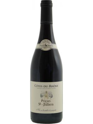 Prieurs de St. Julien Cotes du Rhone rouge