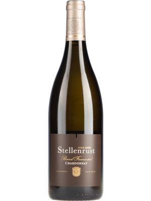 Stellenrust Barrel Fermented Chardonnay 2019
