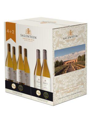 Salentein 4 + 2 Chardonnay mix doos