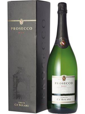 Tenuta Ca Bolani Prosecco DOC Magnum in geschenkverpakking