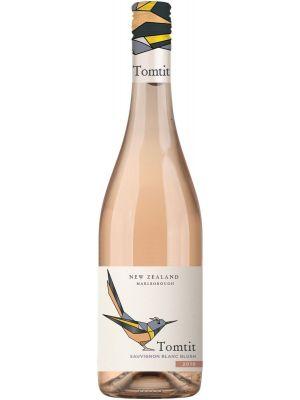 Tomtit Sauvignon Blanc Blush rose 2020