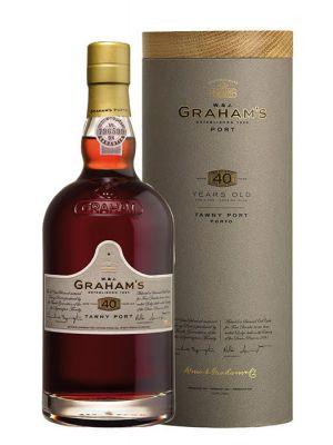 Graham's 40 Year Old Tawny Port in luxe doos
