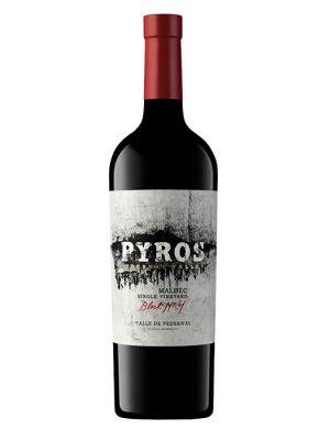 Pyros Single Vineyard Block No. 4 Malbec 2016