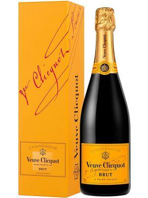 Veuve Clicquot Yellow Label Brut Giftbox