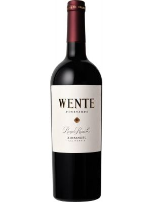 Wente Beyer Ranch Zinfandel 2018