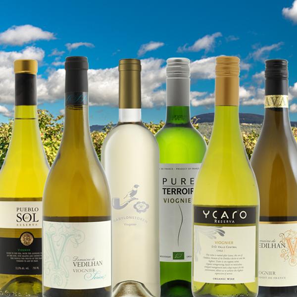 Proefdoos Viognier wijnen